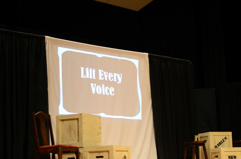 Lift Every Voice 2013 The Wordplayers